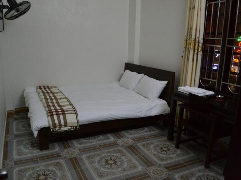 Standard Double Mac Tu Khoa Hostel