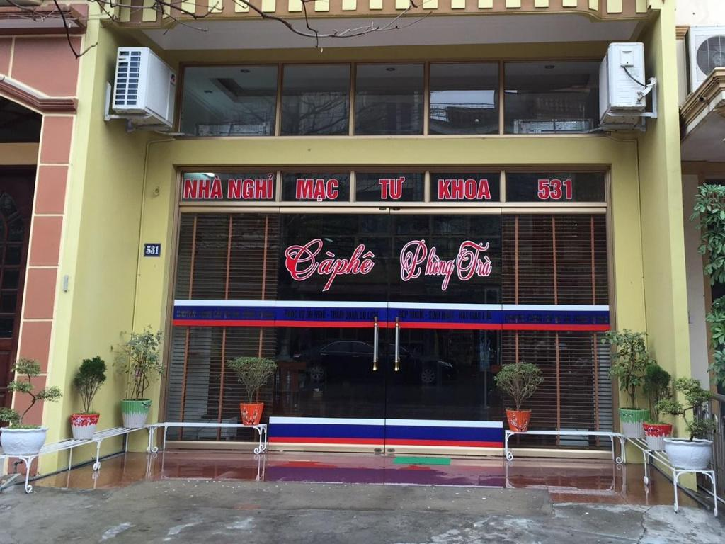 More about Mac Tu Khoa Hostel