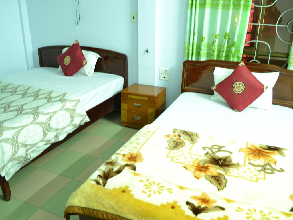 Standard Twin - Bed Halong Bay View Hostel