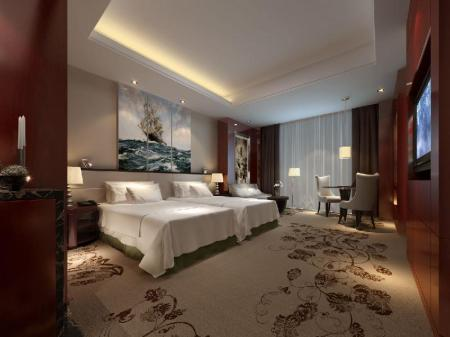Deluxe Superior King Δωμάτιο    Weida Hotel Jinhua