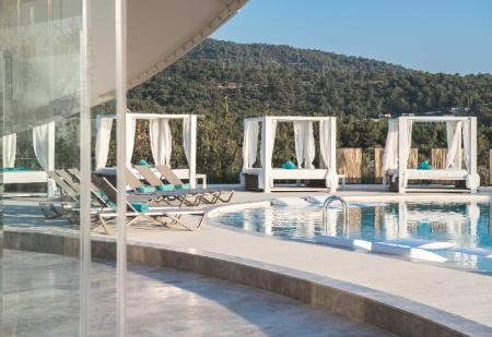 Swimming pool Nikki Beach Resort & Spa Bodrum