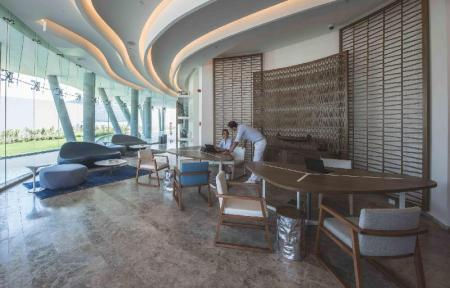 Lobby Nikki Beach Resort & Spa Bodrum