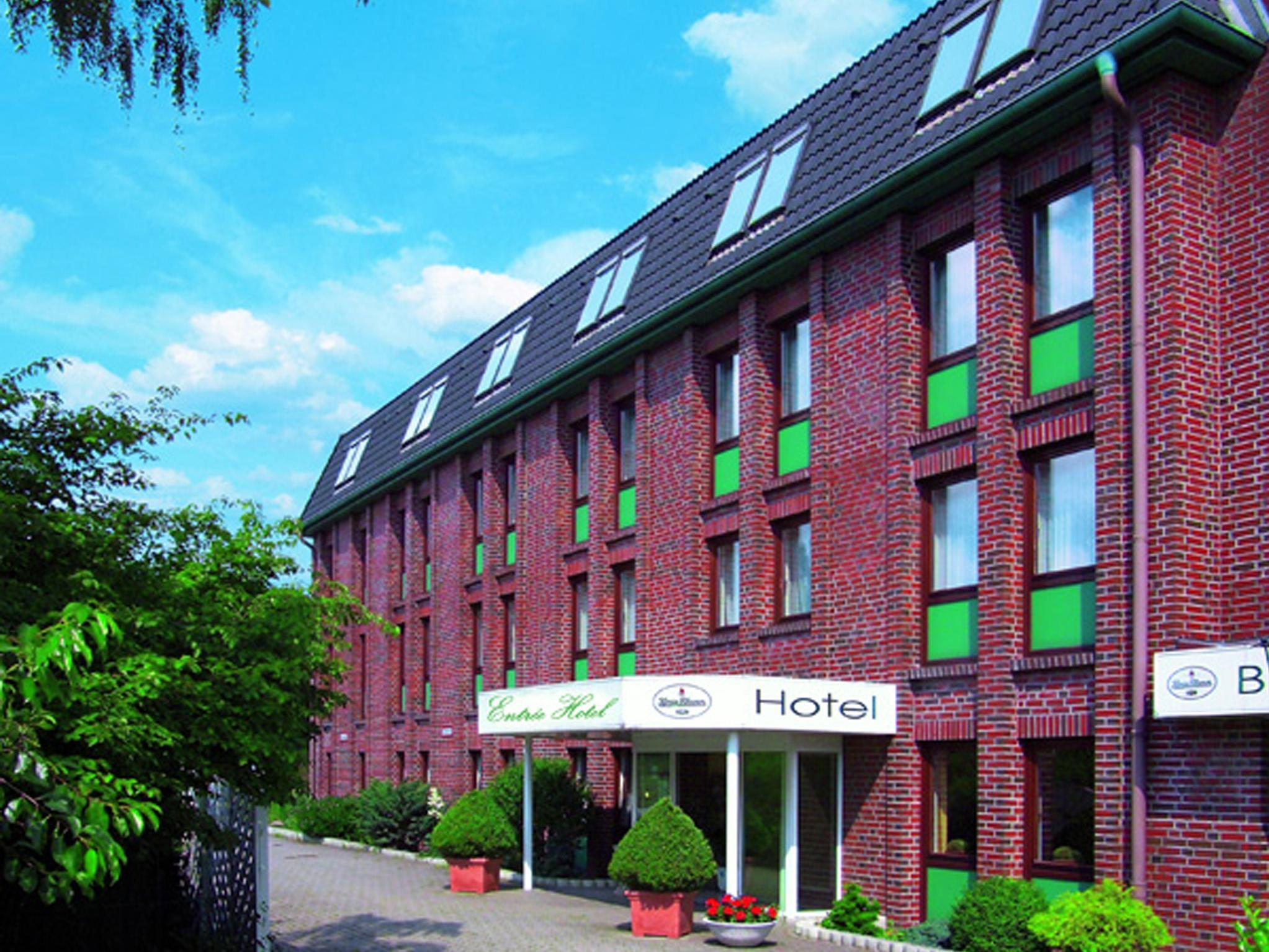 More About Entree Hotel Glinde