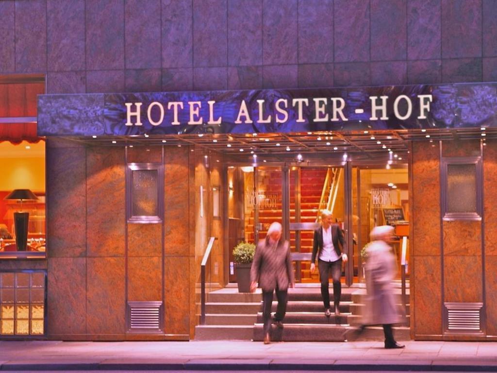 Alster Hof In Hamburg Room Deals Photos Amp Reviews