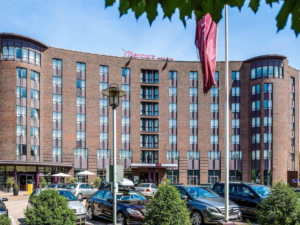 Mercure Hotel Hamburg City Deutschland Ab 87 Agoda Com
