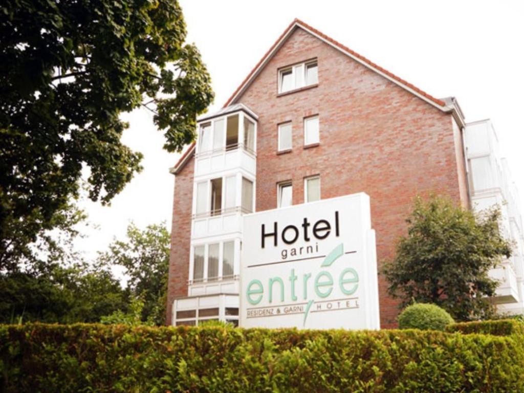 Entree Hotel Gross Borstel Garni Hamburg Ab 51 Agoda Com