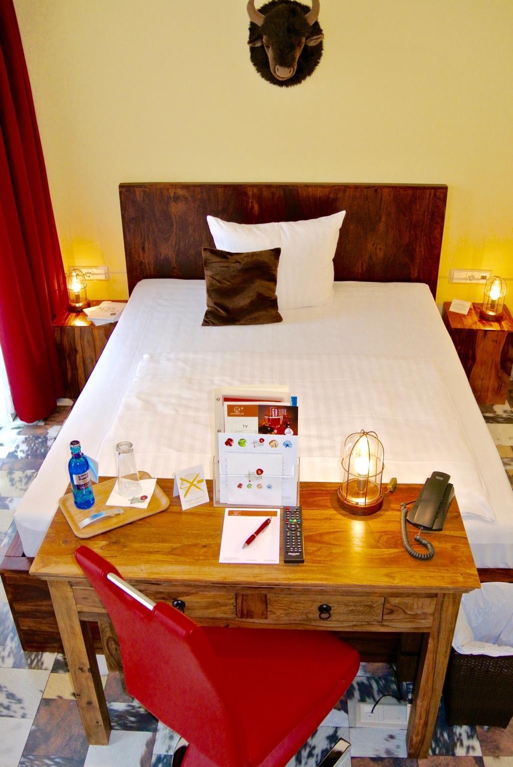 Wundervoll Hotel Loccumer Hof Hannover Referenz Von Economy Double Room