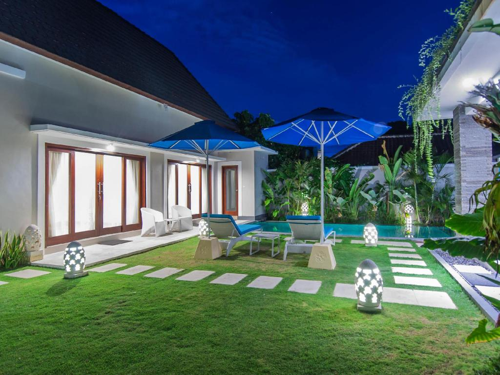 Exterior view The Akvilla Seminyak