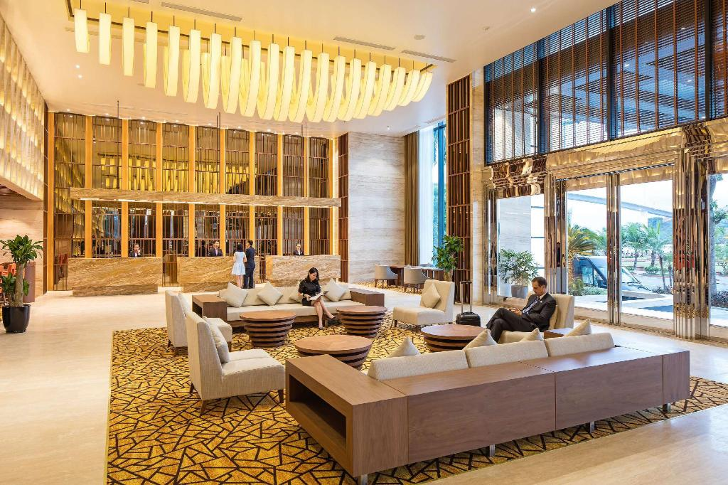Lobby Wyndham Legend Halong