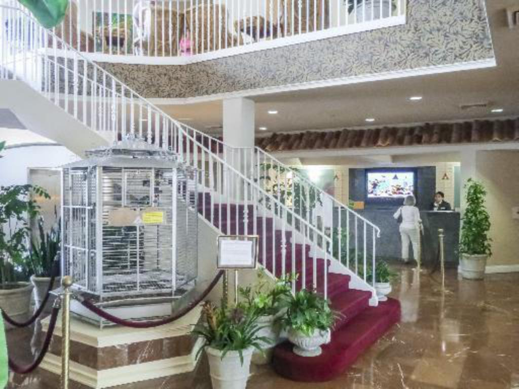Lobby Cypress Pointe Resort By Diamond Resorts