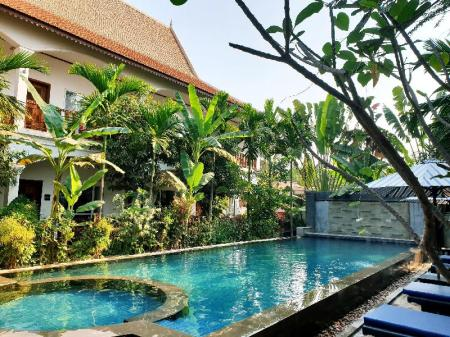 Swimming pool [outdoor] Amma Hotel