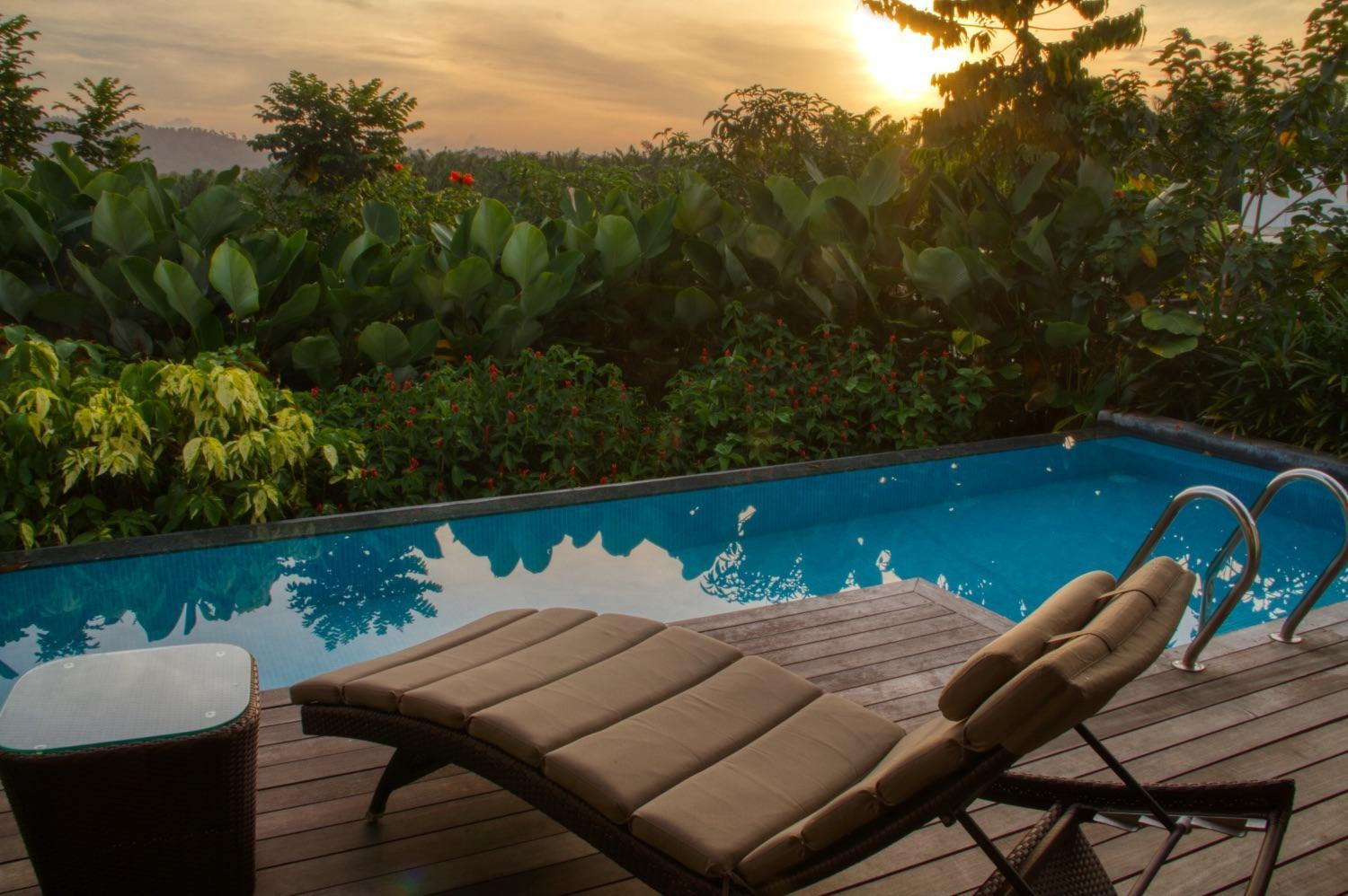 Amani Villa with Private Pool