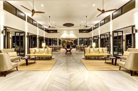 Lobby Mangala Resort & Spa - All Villa