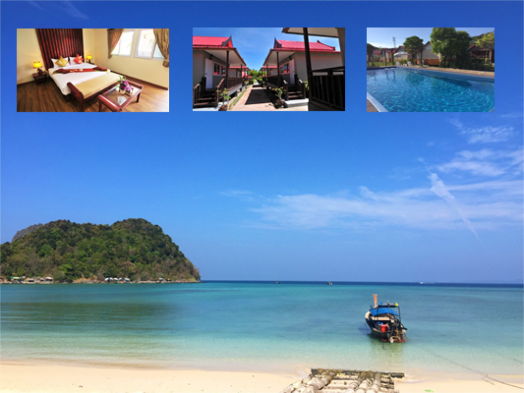 More about Phi Phi Little Star  Resort