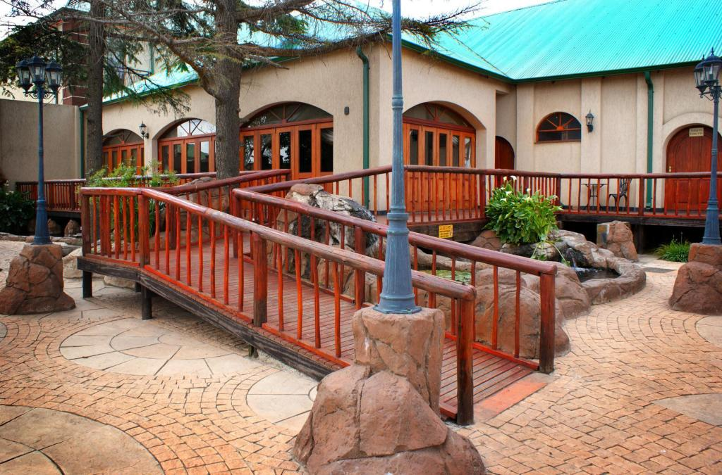 ردهة نيجل جولدفيلدز لودج آند كونفرنس سنتر (Nigel Goldfields Lodge and Conference Centre)