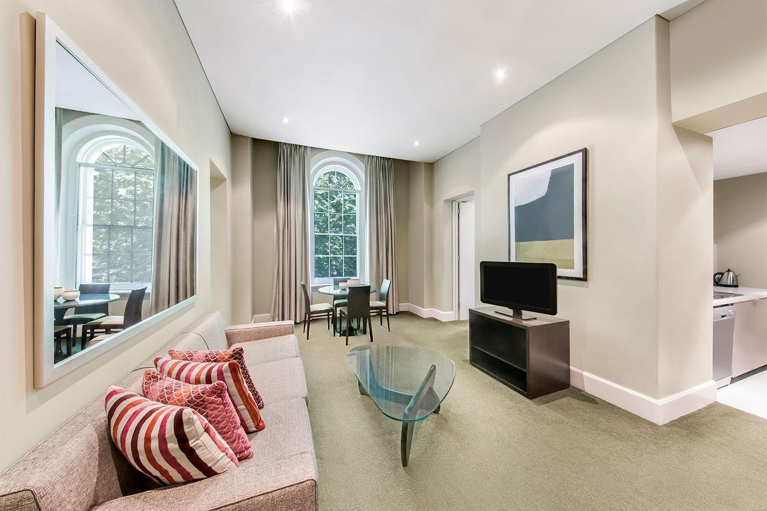 Premier Grand 2-Bedroom Apartment