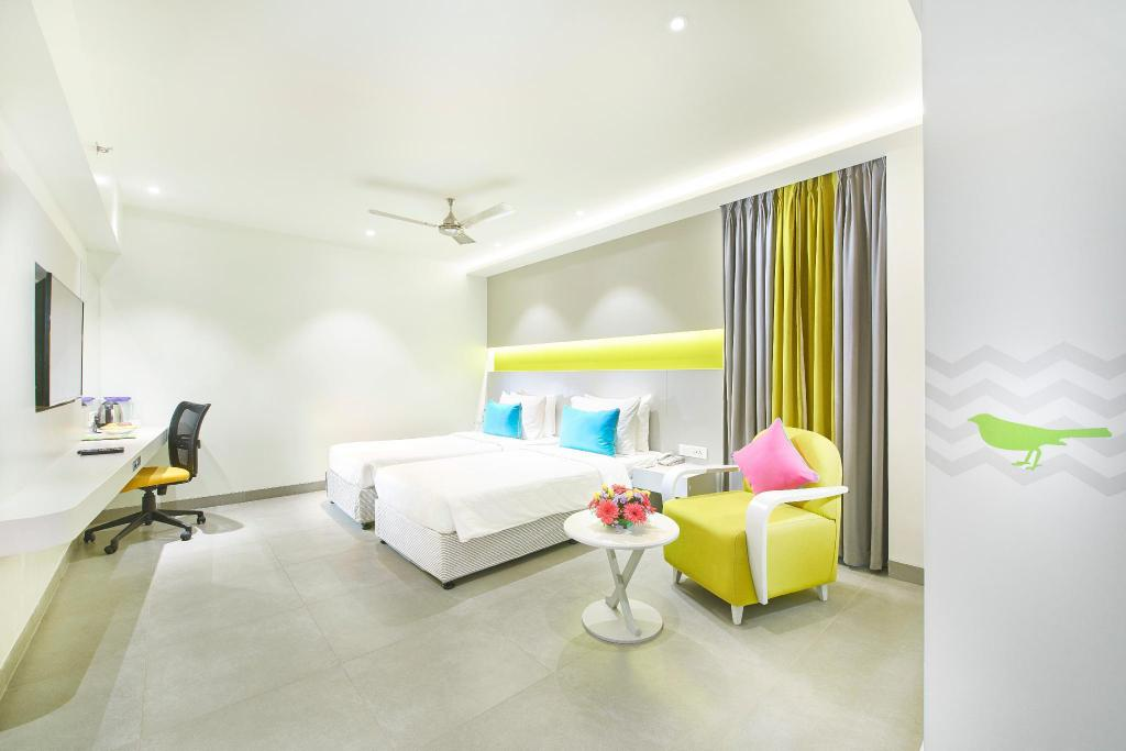 Mere om ZIBE Hyderabad by GRT Hotels