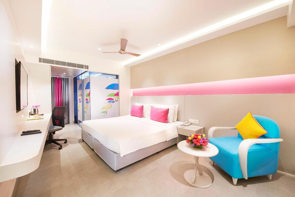 Superior - Seng ZIBE Hyderabad by GRT Hotels
