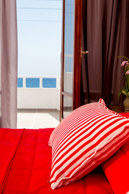 Double Sea View - Bedroom