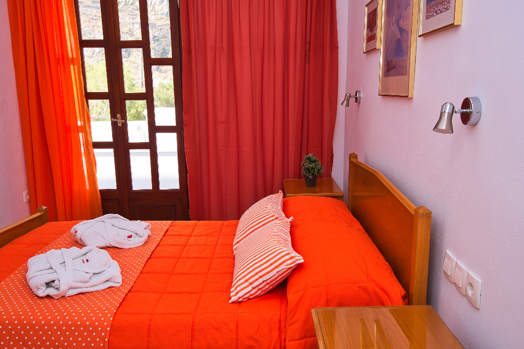 Single - Bed Irini's Rooms