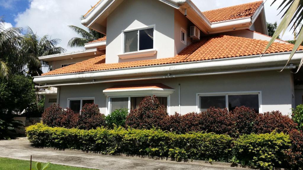 exterior view qq garden house - Qq Garden
