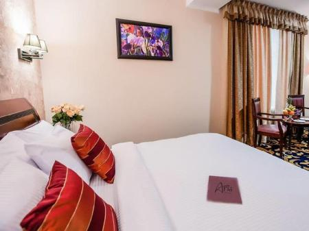 Deluxe Double - 1 King Bed Aria Hotel Chisinau