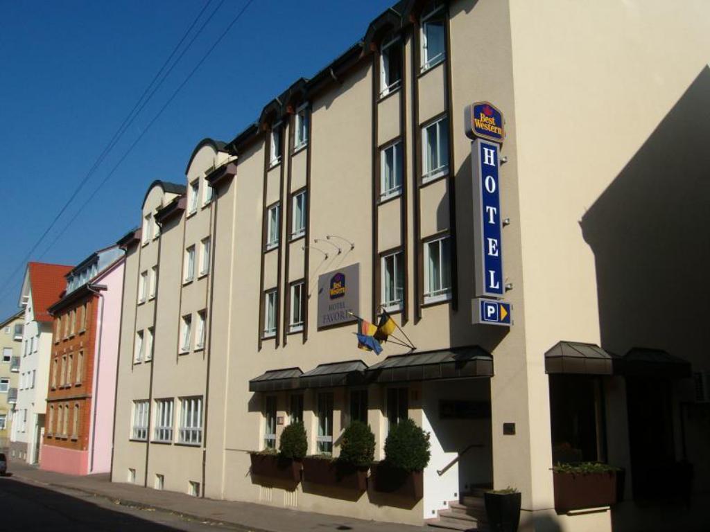 Best Western Hotel Favorit Ludwigsburg Ludwigsburg Germany