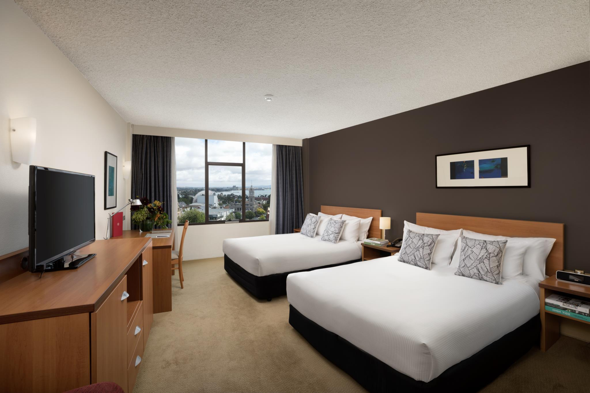 Bay View Twin Room