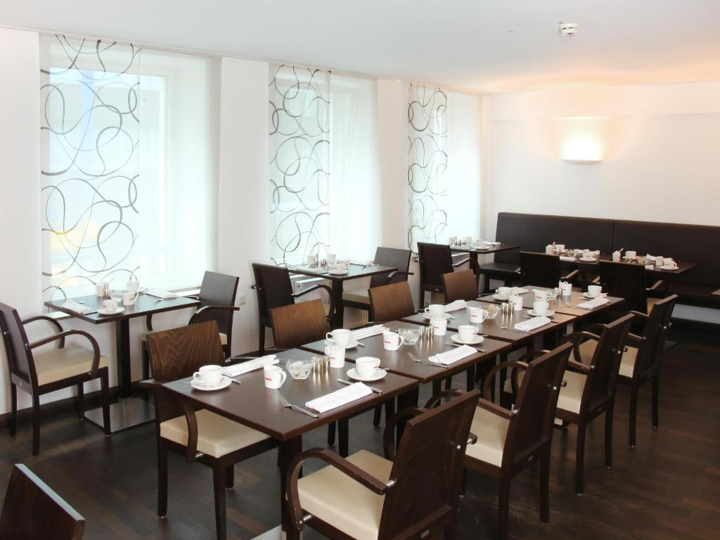Restaurant Helvetia Hotel Munich City Center