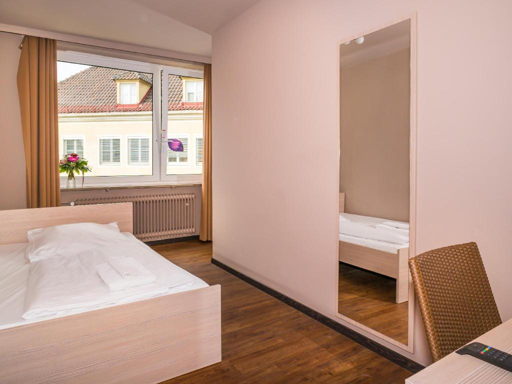 Единична стая Smart Stay Hostel Munich City