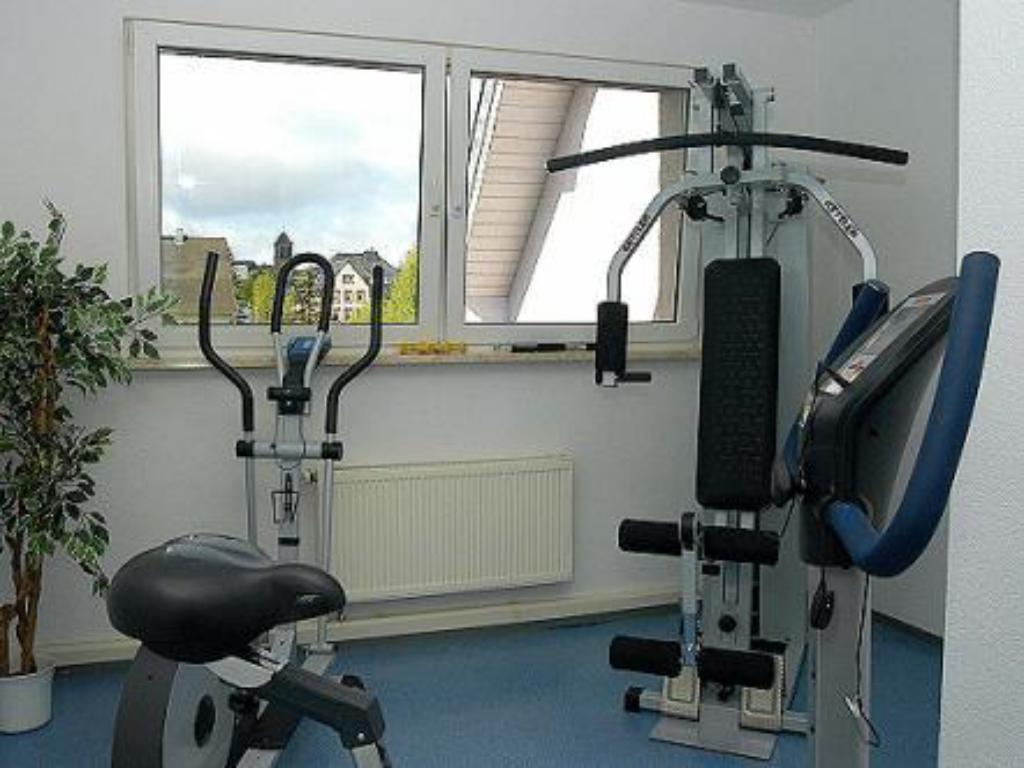 Fitness center Aparthotel Oberhof