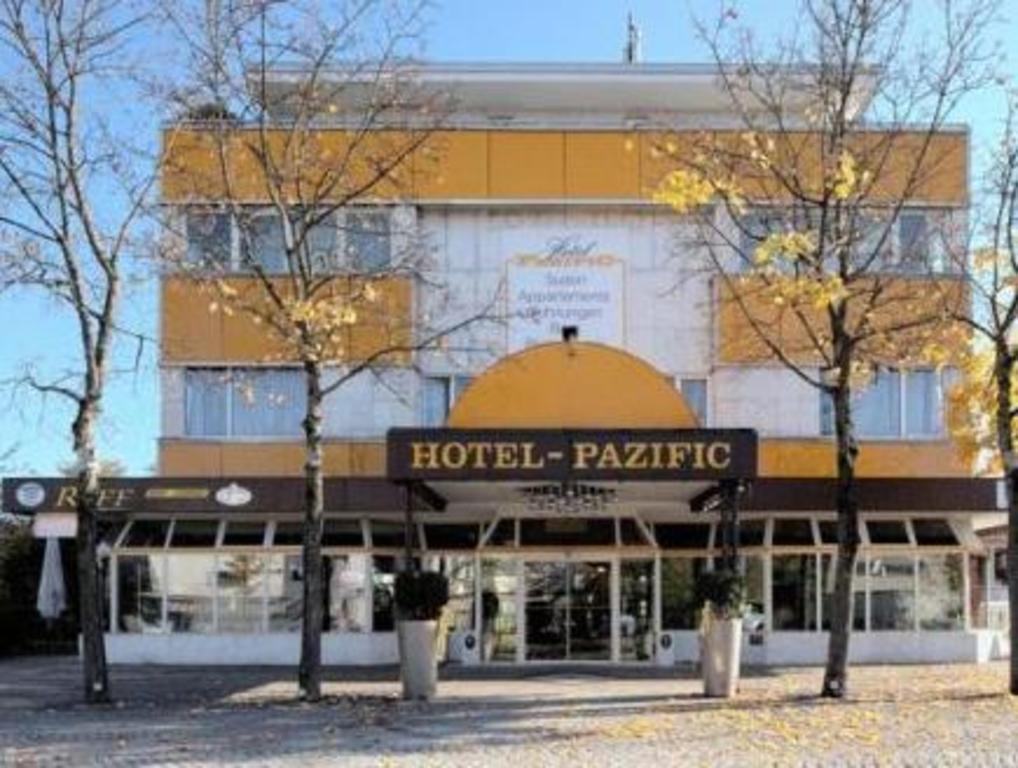 Hotel Pazific Ottobrunn Agoda Com
