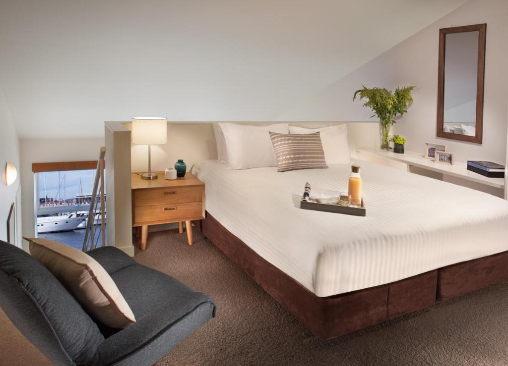 1 Bedroom Executive - Guestroom Somerset On The Pier Hobart