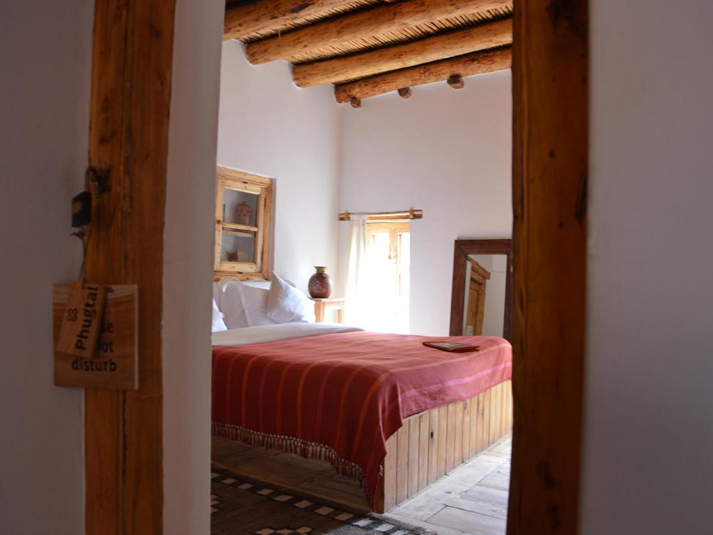 Interior view Nimmu House Ladakh - a member of Secret Retreats