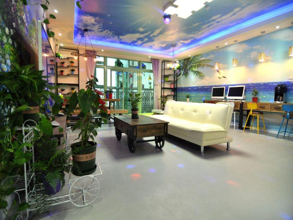 Qingdao YoungHall Capsule CYTS Apartments Wusi Square