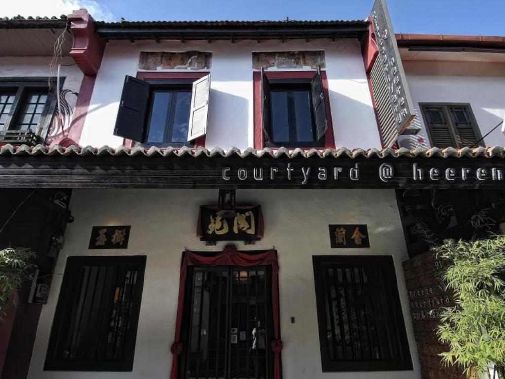 More about Courtyard at Heeren Boutique Hotel