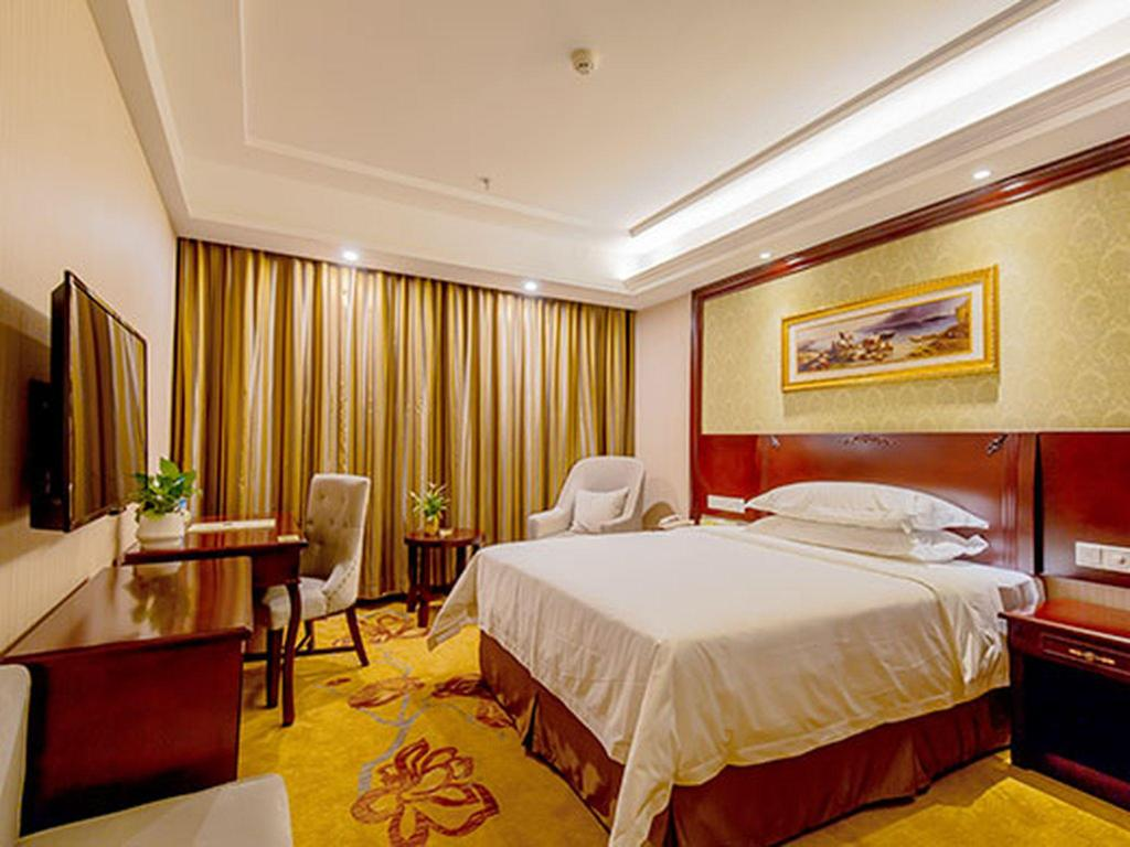 Deluxe Einzel Vienna International Hotel Ningbo Huancheng South Road Branch