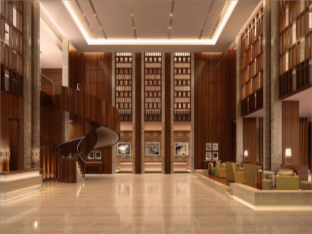 Lobby Hyatt Regency Chandigarh