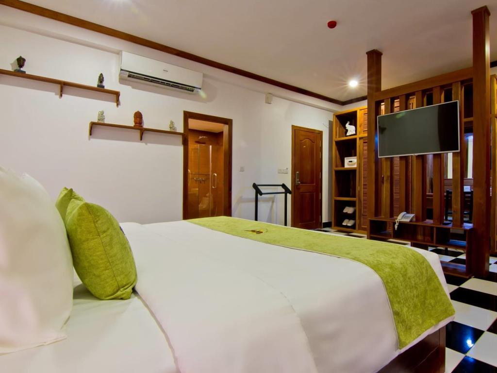 Grand Deluxe Double Room - View Rei Angkor Hotel & Spa