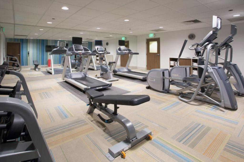 gimnasio Holiday Inn Express & Suites Boise Airport