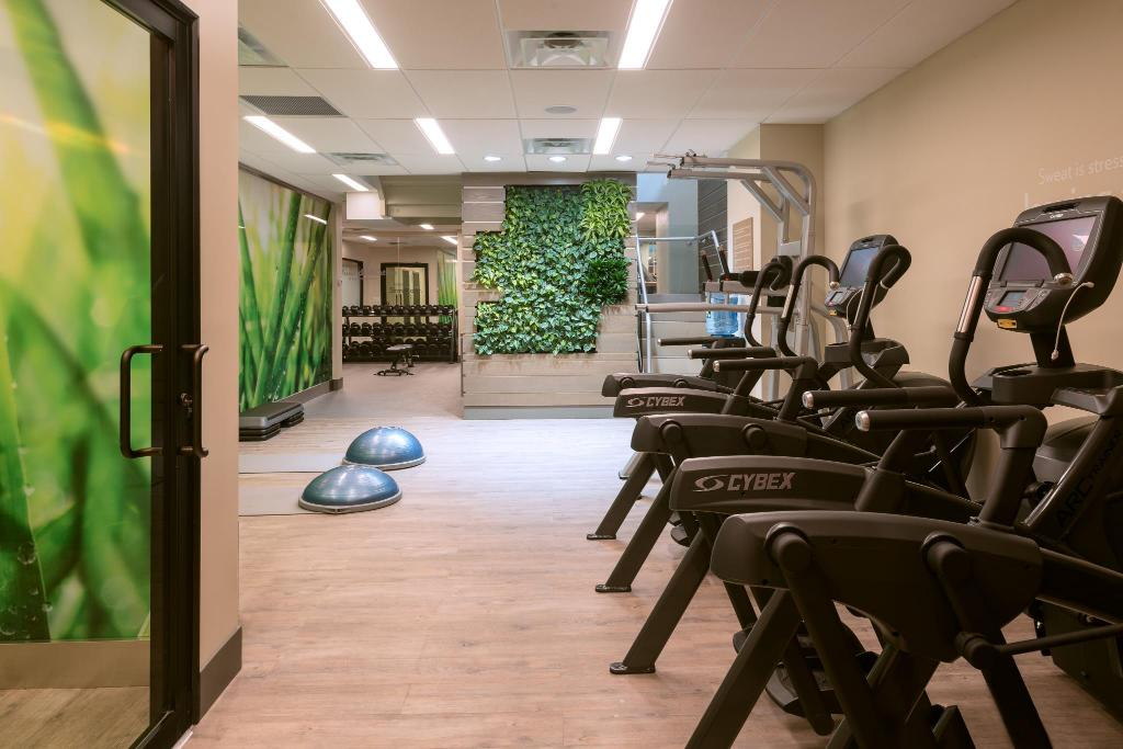 gym Even Hotels Brooklyn