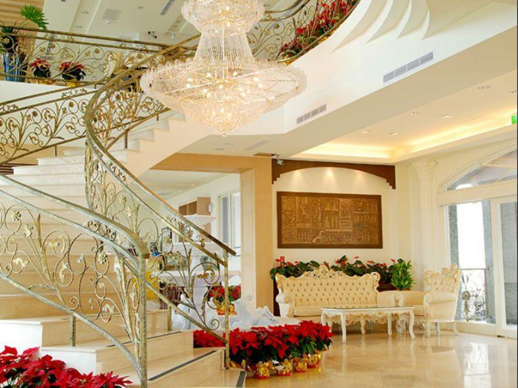 Lobby STARRISE LEISURE HOTEL