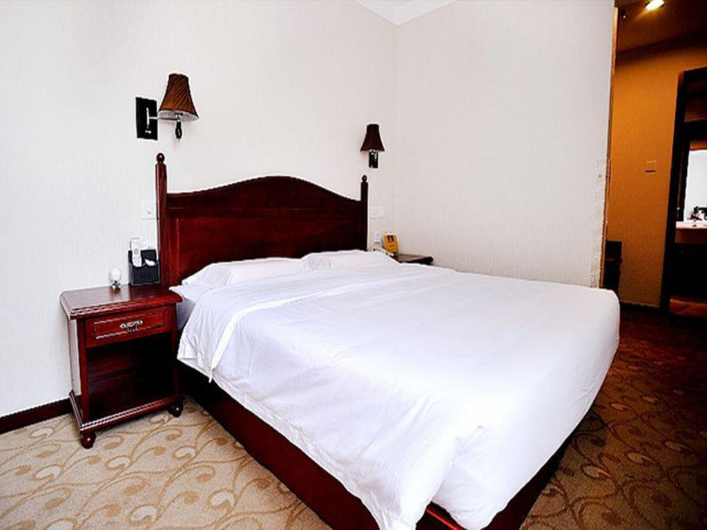 Business King - Bed North Langyue Hotel Youth Lake Branch