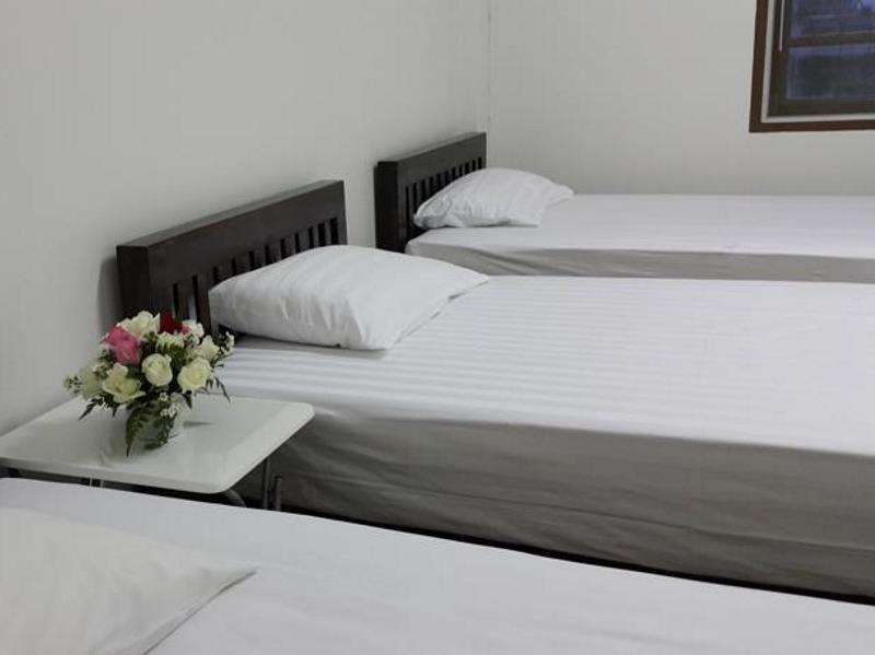 Standard Triple (1 Double Bed And 1 Single Bed)