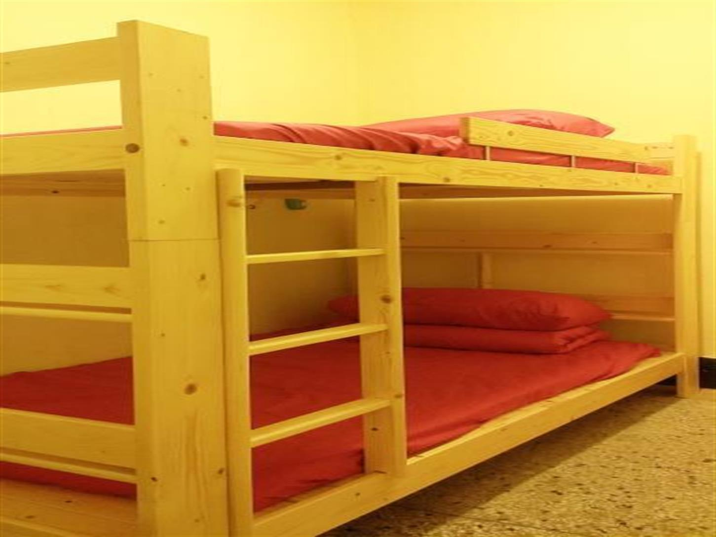 1 persona en habitación compartida de 2 camas ‒ Sólo mujeres (1 Person in 2-Bed Dormitory - Female Only)