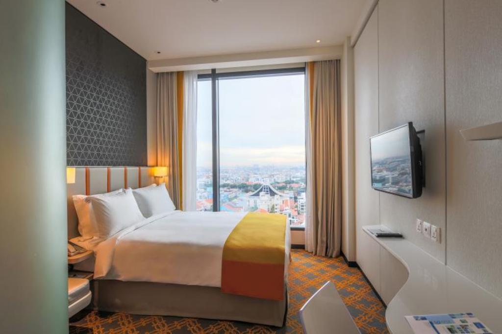 Holiday Inn Express SINGAPORE KATONG Singapore Singapore