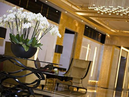 Lobby Rojen Luxury Apartments - The Dubai Mall