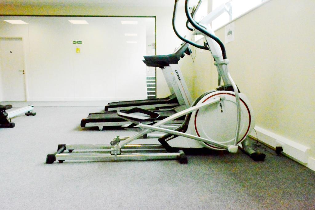 Fitness center Student Haus Wembley