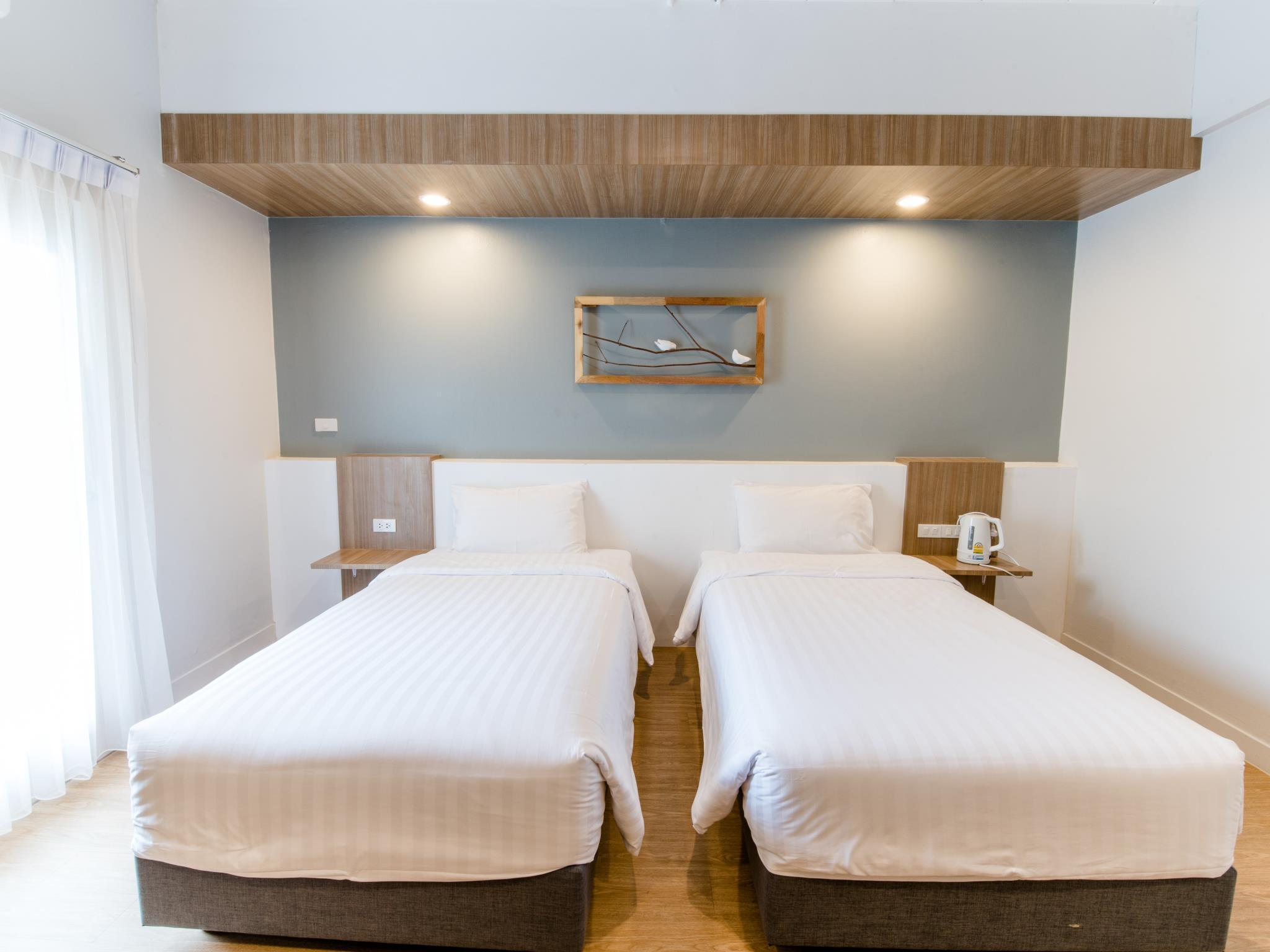 高級雙床間 (Superior Twin bed)