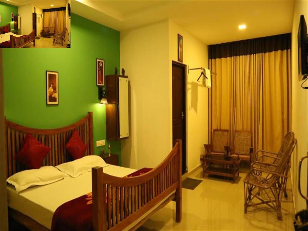 Super Deluxe Double  or Twin Room Tranquilvalley Resort